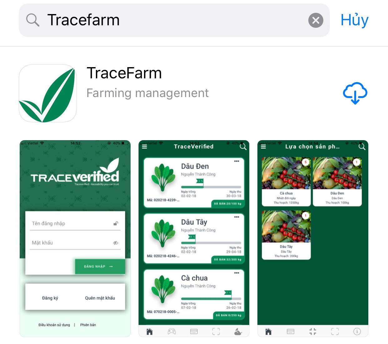tracefarm-app